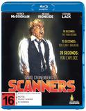 Scanners on Blu-ray
