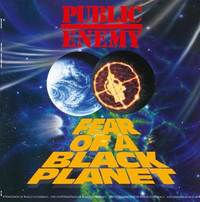Fear Of A Black Planet by Public Enemy image