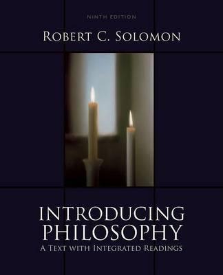 Introducing Philosophy by Robert C Solomon image