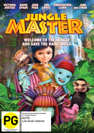 Jungle Master on DVD