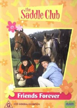 Saddle Club, The - Friends Forever on DVD image