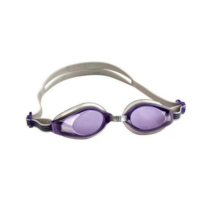 Adidas Aquastorm Goggles - Purple Lens (Purple/Grey) image