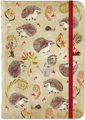 Hedgehogs Journal (Diary, Notebook)