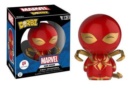 Spider-Man - Iron Spider Dorbz Vinyl Figure image