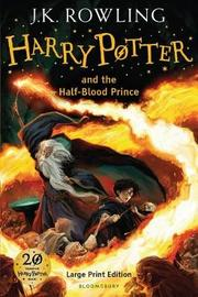 Harry Potter and the Half-Blood Prince by J.K. Rowling image