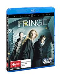 Fringe - The Complete First Season on Blu-ray