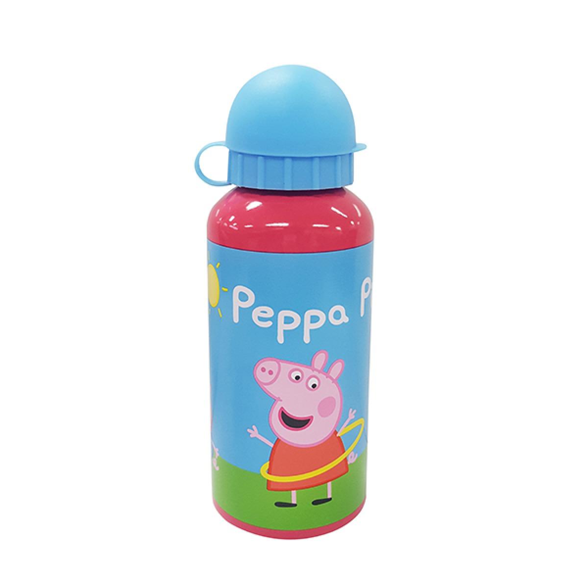 Peppa Pig Aluminium Drink Bottle image