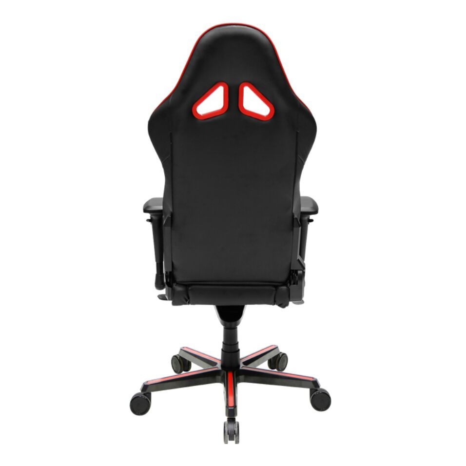 DXRacer Racing Series RV001 Gaming Chair (Black and Red) for  image