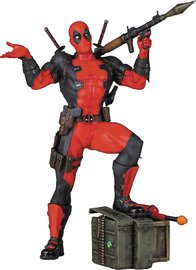 Marvel Collectors Gallery: Deadpool - 1:8 Scale Statue