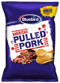 Bluebird Street Eats Original American Pulled Pork
