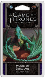 Game of Thrones LCG: Music of Dragons - Expansion Pack