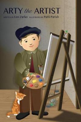 Arty the Artist by Zarko