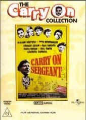 Carry On Sergeant on DVD