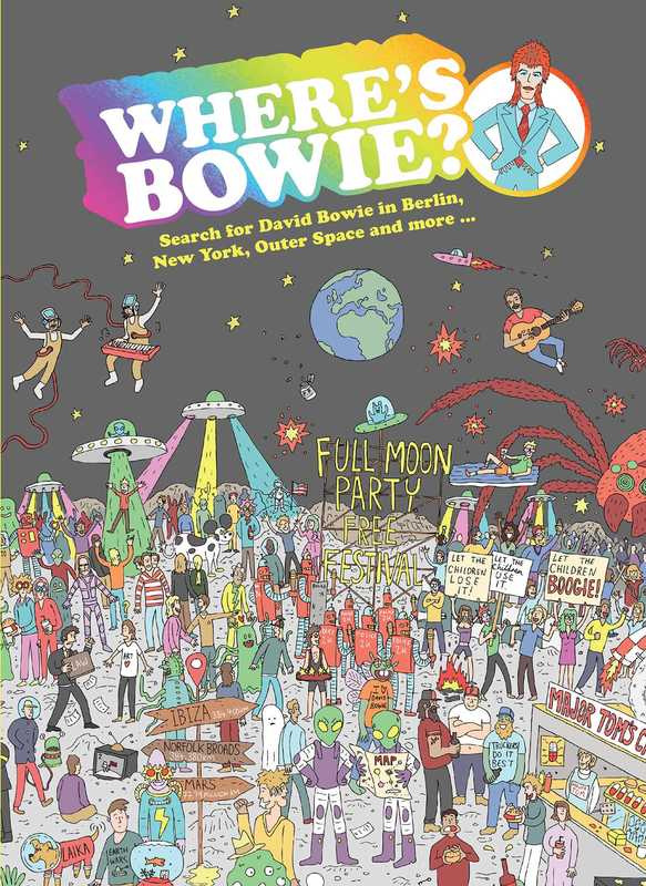 Where's Bowie? by Smith Street Books