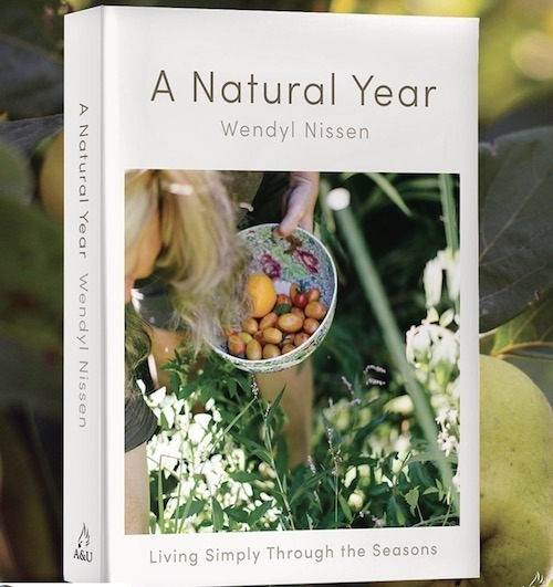 A Natural Year by Wendyl Nissen image