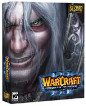 Warcraft III: The Frozen Throne for PC Games