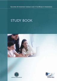 SII - Certificate in Corporate Finance (Unit 1 Regulations and Unit 2 Technical Foundation): Study Book: November 2007 by BPP Learning Media image