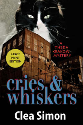 Cries and Whiskers LP by Clea Simon image