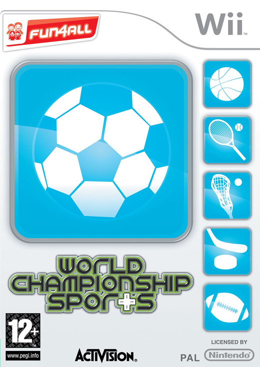 World Championship Sports for Nintendo Wii