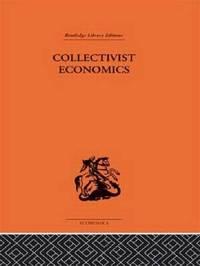 Collectivist Economics by James Haldane Smith image