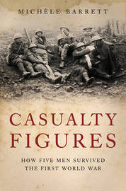 Casualty Figures by Michele Barrett image