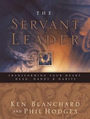 Servant Leader by Ken Blanchard image
