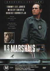 U.S. Marshals on DVD