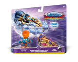 Skylanders SuperChargers Dual Pack - Fizz/Soda Skimmer (All Formats) for