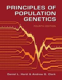 Principles of Population Genetics by Daniel L Hartl image