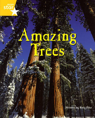 Fantastic Forest Yellow Level Non-fiction: Amazing Trees by Catherine Baker image