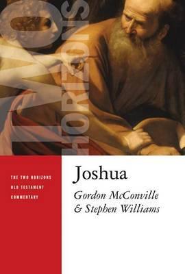 Joshua by Gordon McConville image