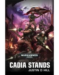 An Astra Militarum novel: Cadia Stands image