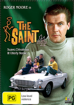 Saint, The (1962) - Collection 4 (6 Disc Set) on DVD