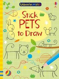Stick Pets to Draw by Sam Smith