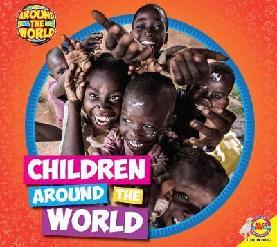 Children Around the World by Joanna Brundle