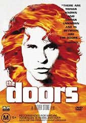 The Doors on DVD