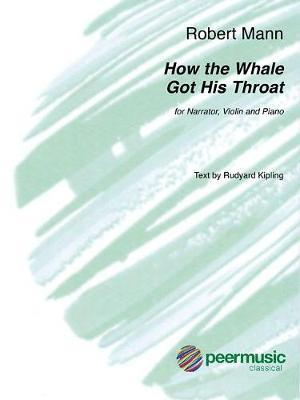 How the Whale Got His Throat by Robert Mann image