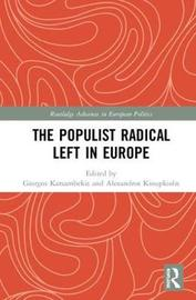 The Populist Radical Left in Europe