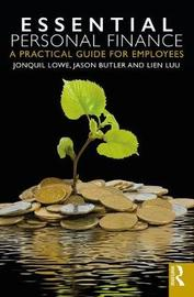 Essential Personal Finance by Jonquil Lowe
