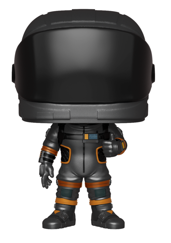 Fortnite: Dark Voyager (Metallic & Glow) - Pop! Vinyl Figure