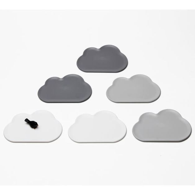 Qualy Cloud Coasters