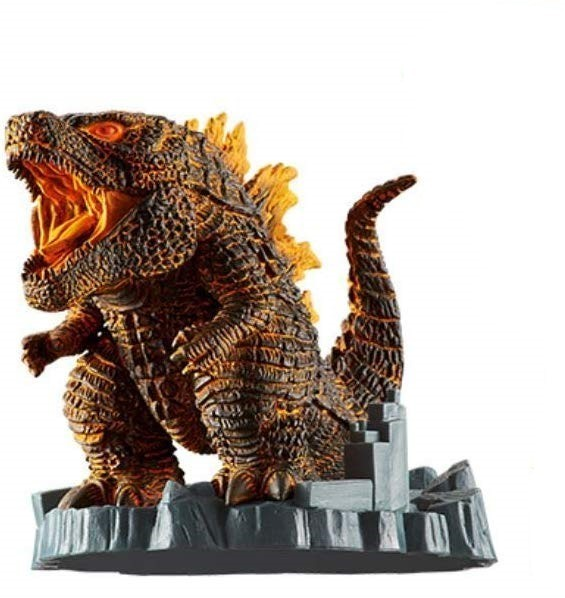 Godzilla Deformed Figure