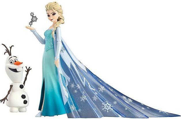 Frozen: Elsa - Figma Figure