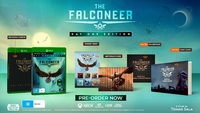 The Falconeer Day One Edition for Xbox Series X