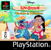 Lilo & Stitch Trouble In Paradise for