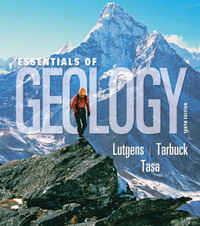 Essentials of Geology by Dennis Tasa image