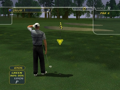 ProStroke Golf: World Tour 07 for PC image