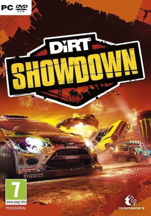 DiRT Showdown for PC Games