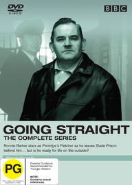 Going Straight on DVD image
