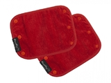 Mum 2 Mum Strap Cover Sucking Guard - Red